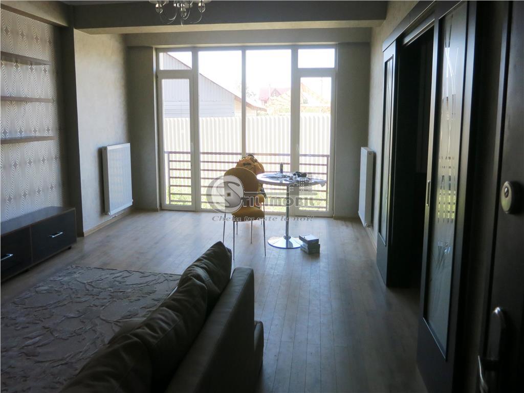 Apartament 2 camere 65mp, mobilat lux