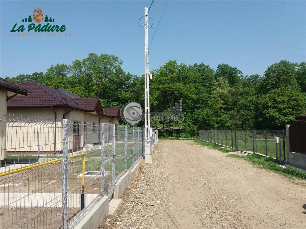 Vila duplex - Valea Adanca - 5 drumuri