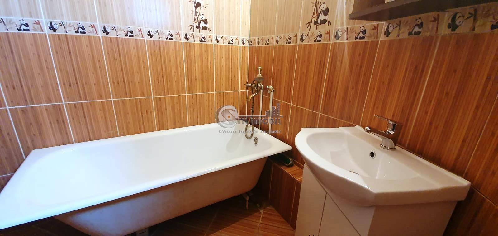 Apartament 2 camere decomandat Pacurari - Moara de Foc