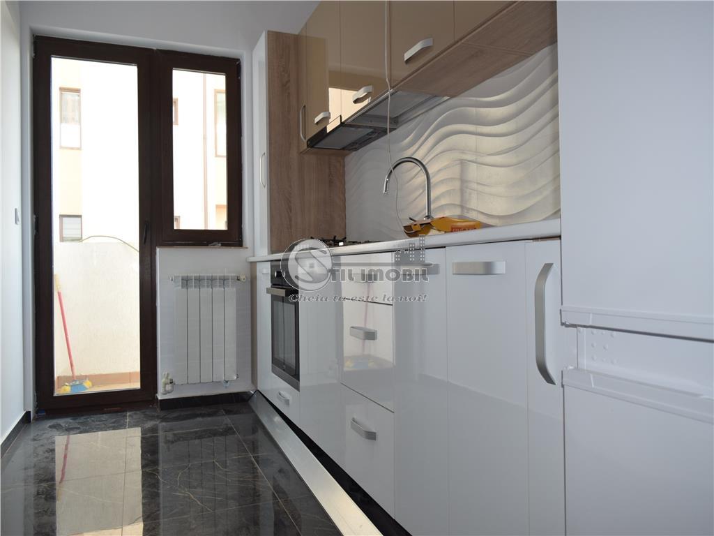 Apartament 2 camere mobilat complet