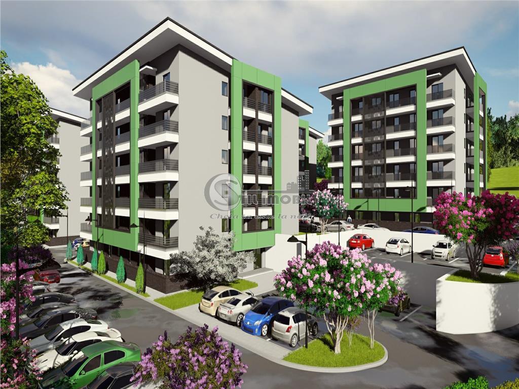 Apartament 4camere, 2bai - Pacurari