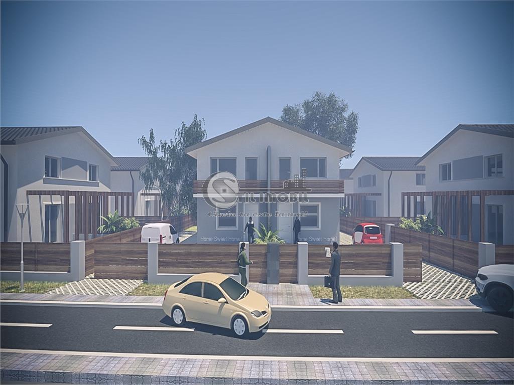 Duplex Bucium - Visani (drum asfaltat)