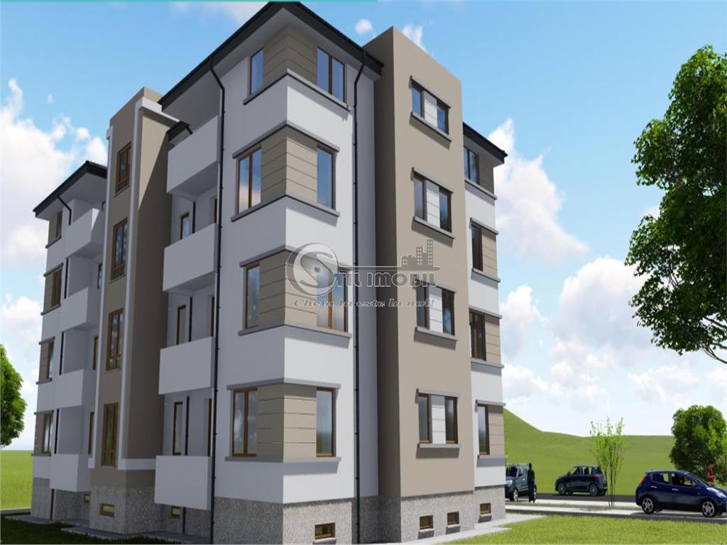 Apartament Iasi 2 camere ,52mp, CUG-T. Neculai 1km