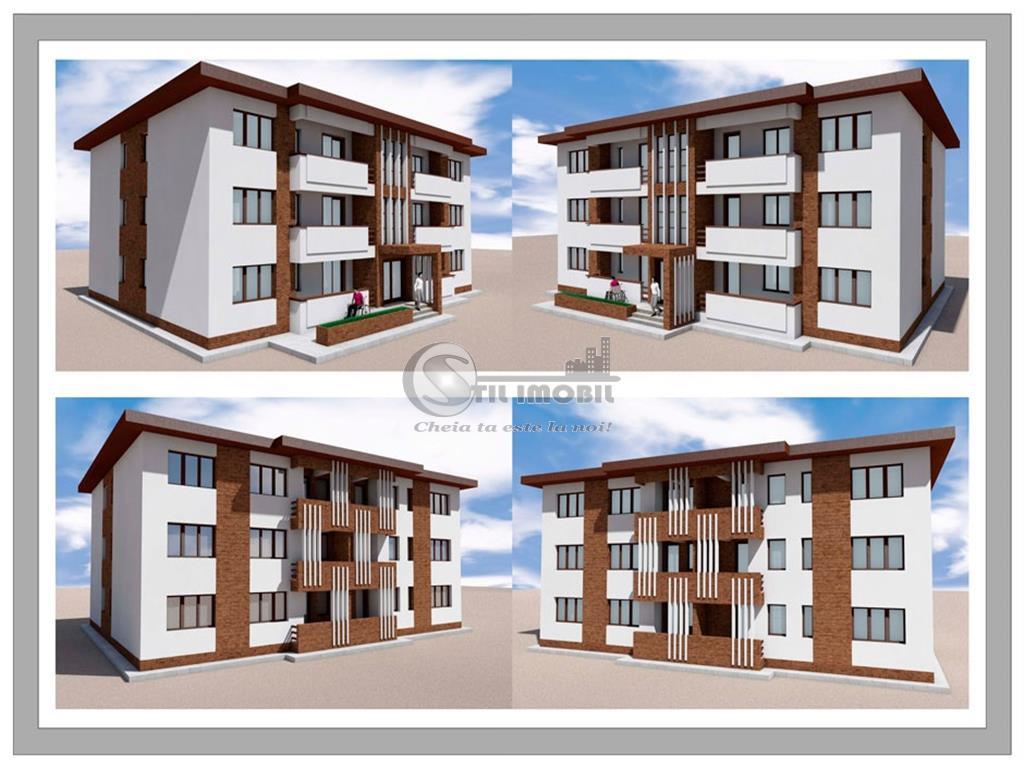Apartament 3 camere Tatarasi