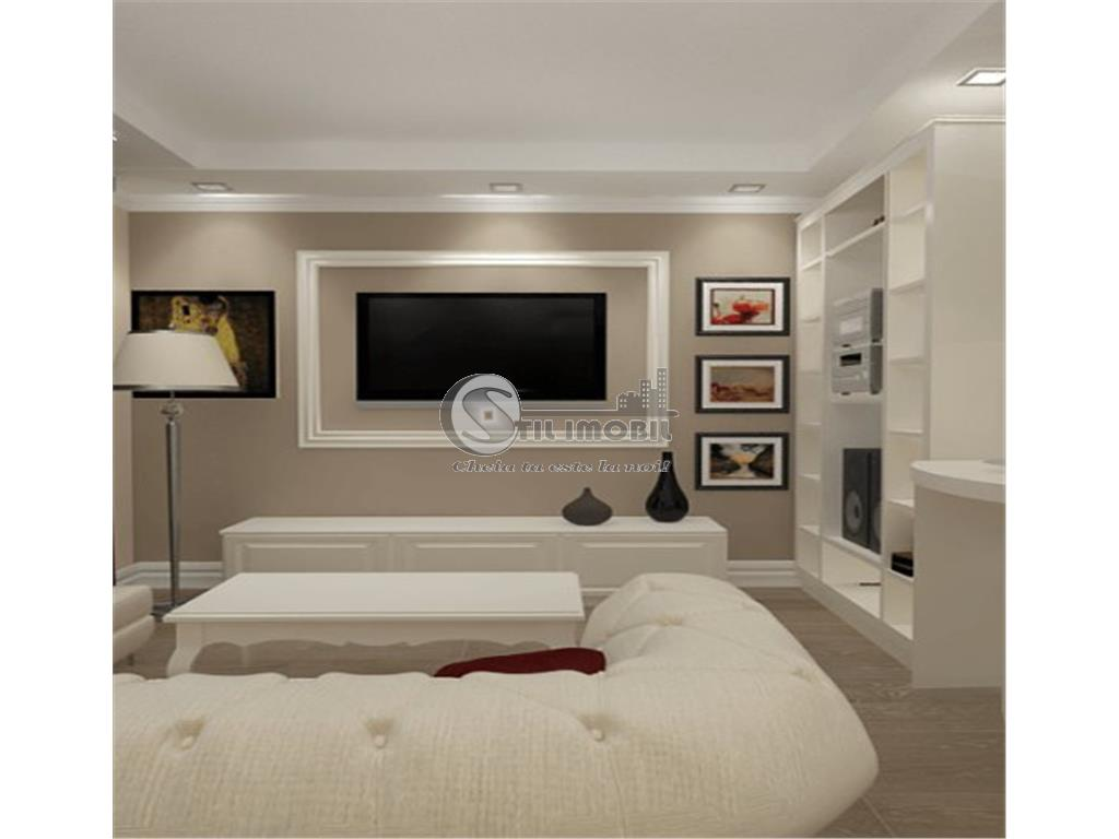 Proprietar!Apartament 3 camere Oancea, bloc nou, 89000euro