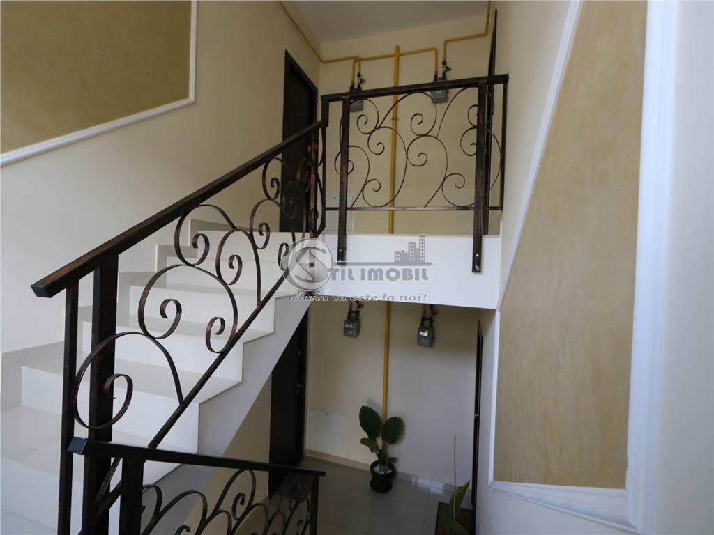 Apartament 3 cam -  decomandat - la strada - Popas Pacurari