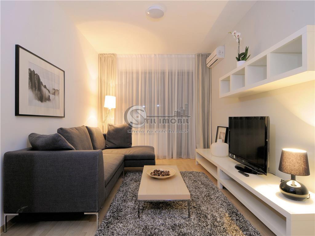 Apartament 1 camera, Oancea, Tatarasi, 49,2mp