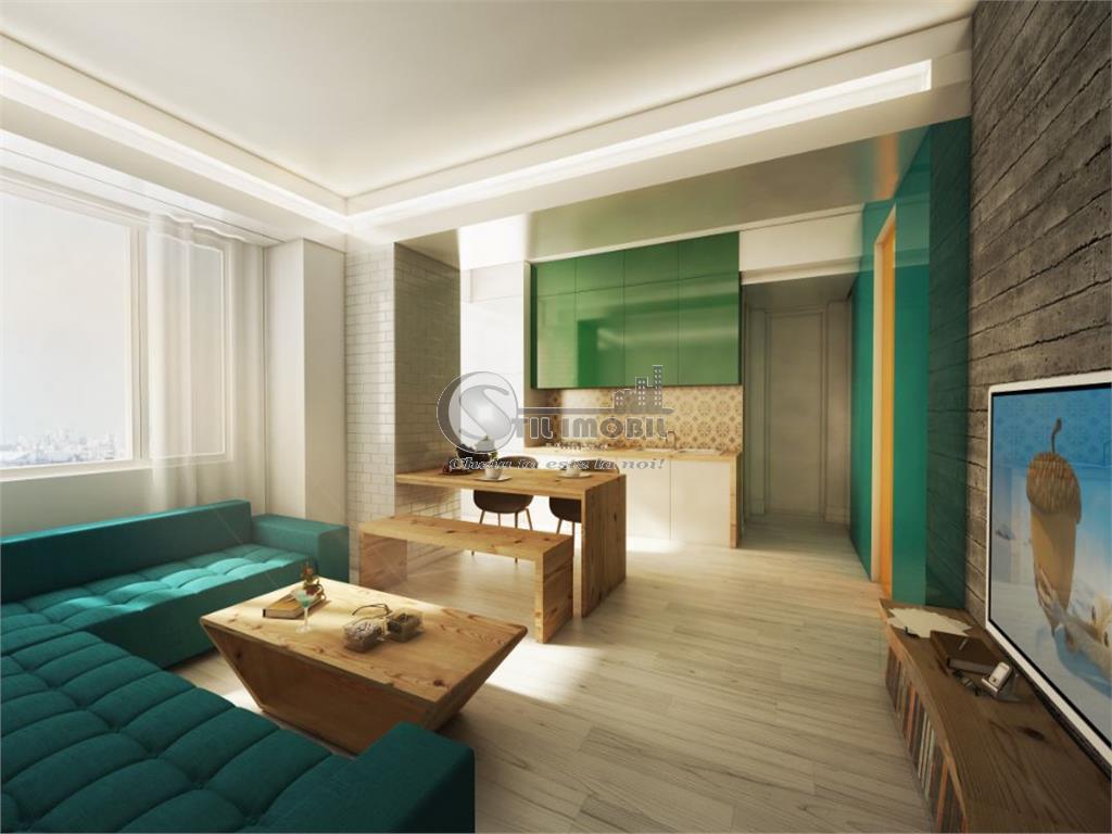 Apartament 2 camere Cug - Biserica Inaltarea Domnului - 65.000Euro