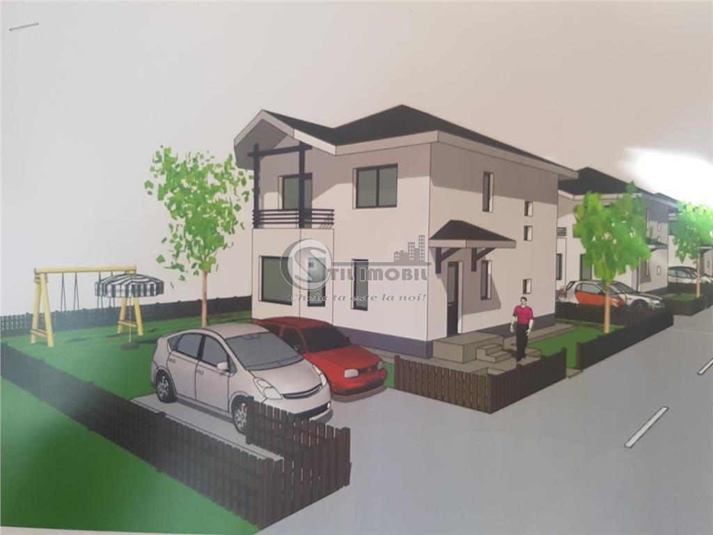 Casa individuala, Bucium, Barnova, canalizare, si transport public