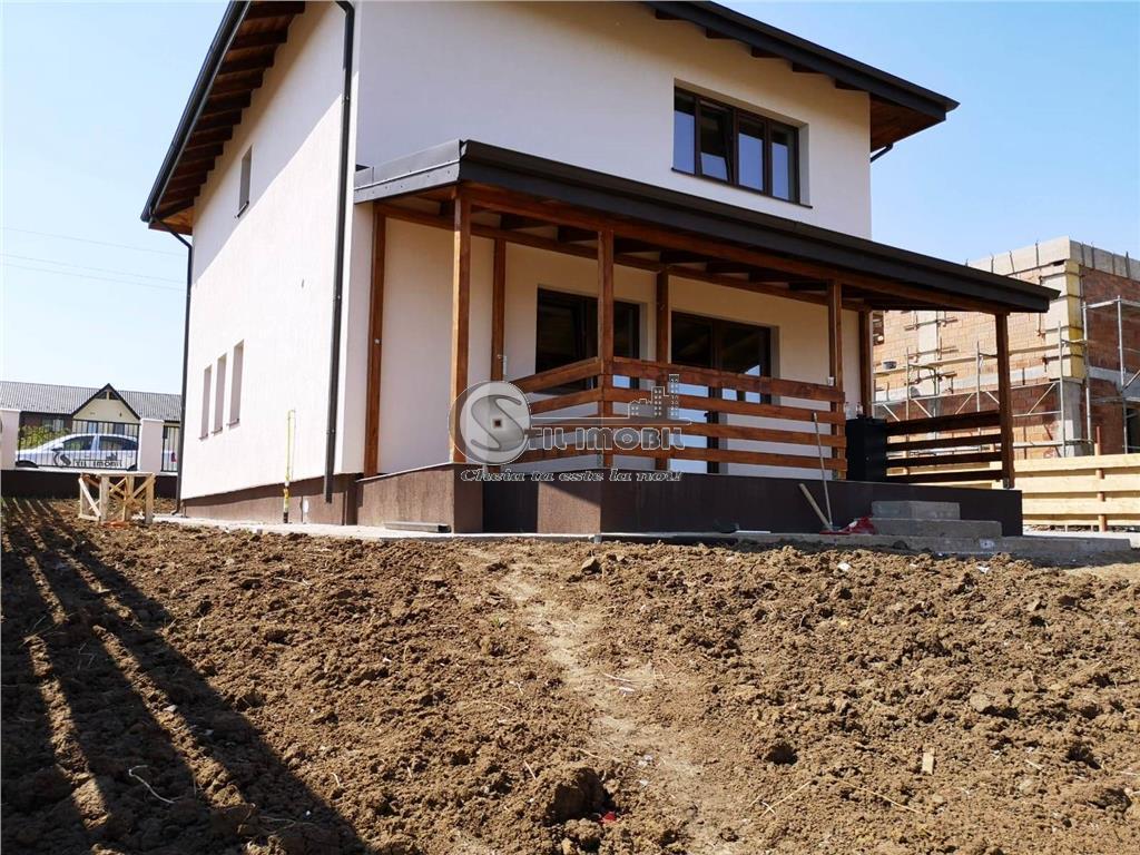 Vila Individuala Valea Adanca