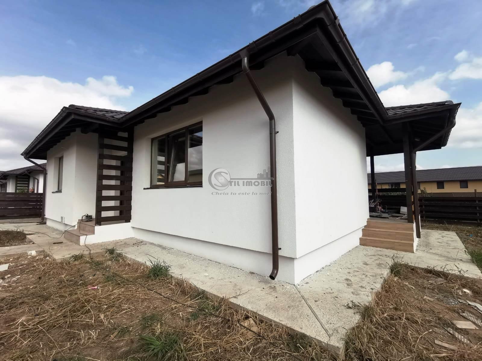 Casa 3 camere Lunca Cetatuii