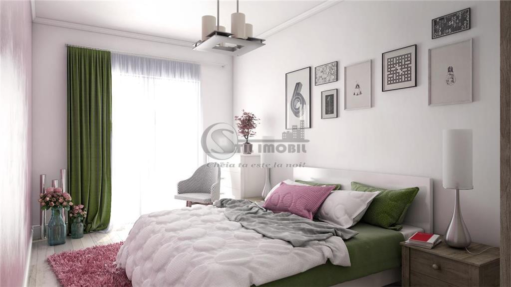 Apartament cu 2 camere, in Rediu, aproape de Rond Pacurari