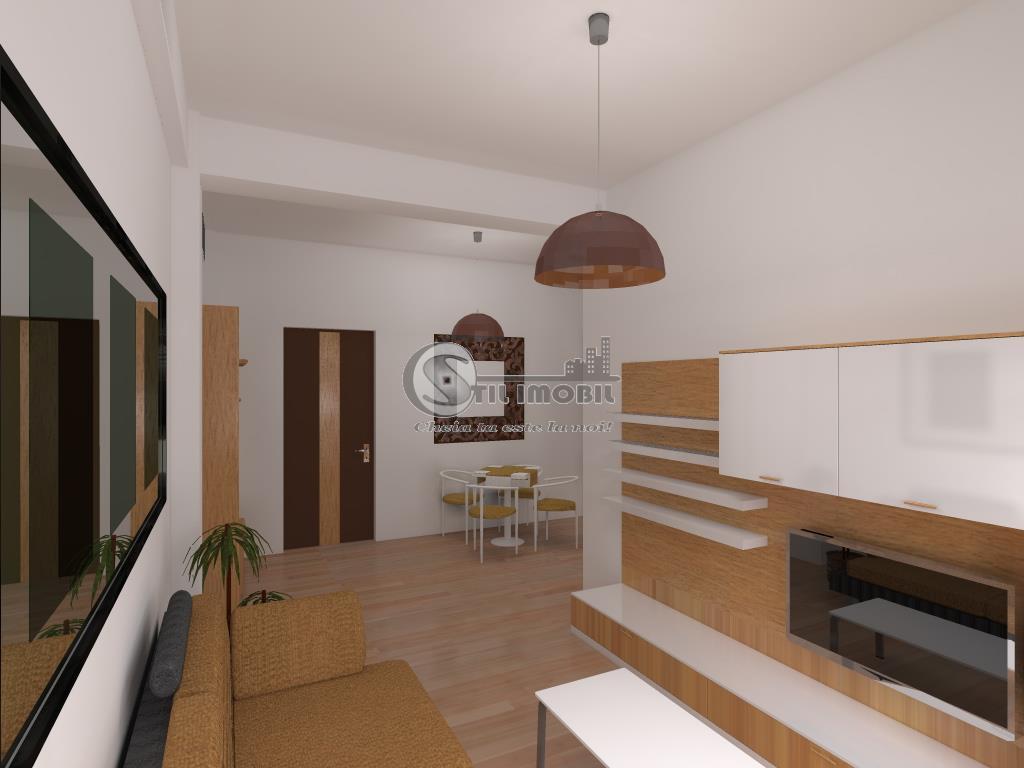 Apartament cu 1 camera, Rond Pacurari, Rediu