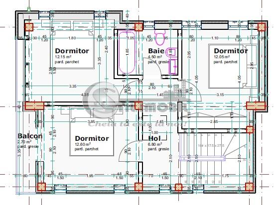 Casa individuala, Bucium, Sos. Barnova, 120mp utili, la comanda