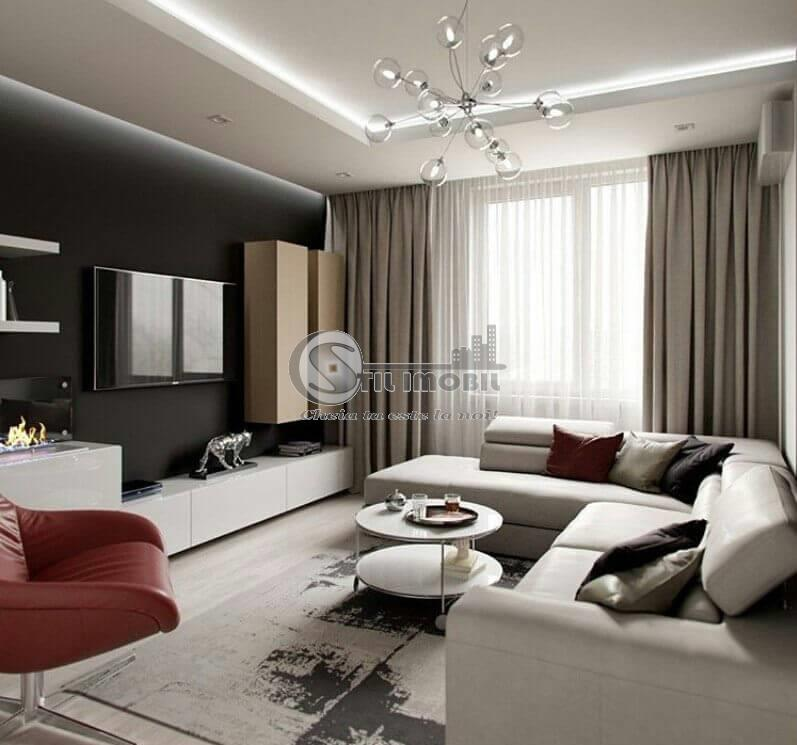 Apartament 3 camere cu terasa ,Popas Pacurari 300m