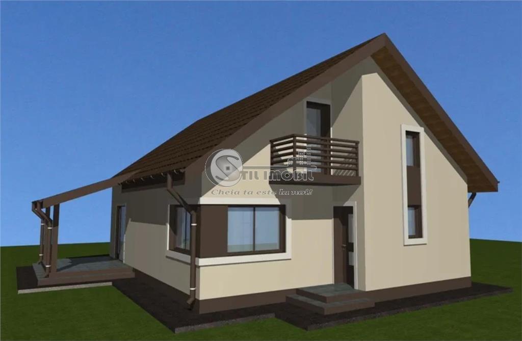 Vila 3 sau 5 camere,teren 420mp,CUG Lunca Cetatuii