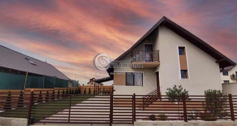 Vila 3 sau 4 camere,teren 400mp,CUG Lunca Cetatuii