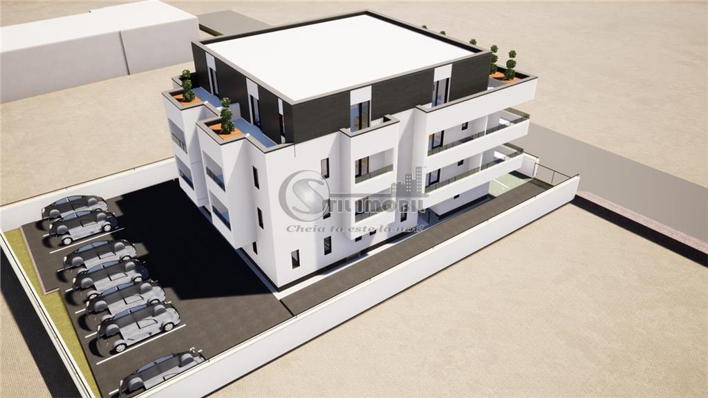 Apartament o camere Granit - 30.800Euro