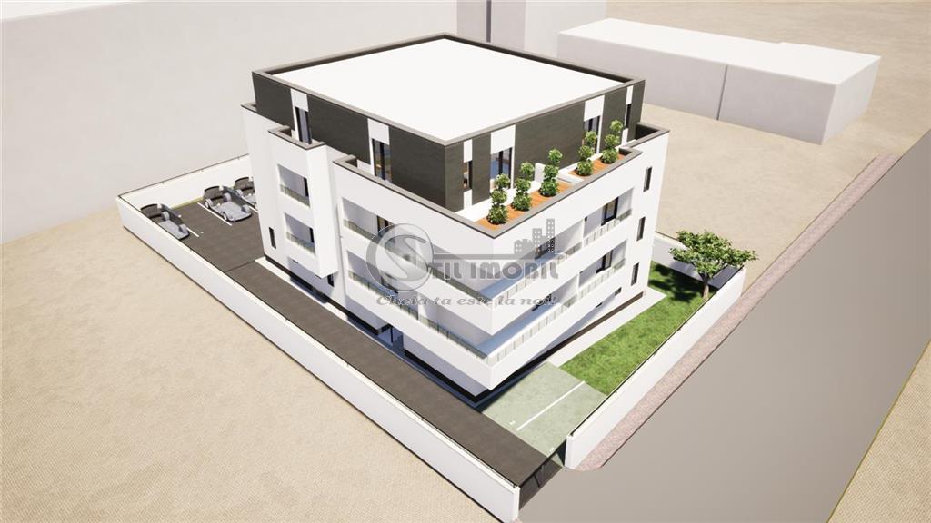 Apartament 2 camere si gradina zona Granit - 56.000Euro