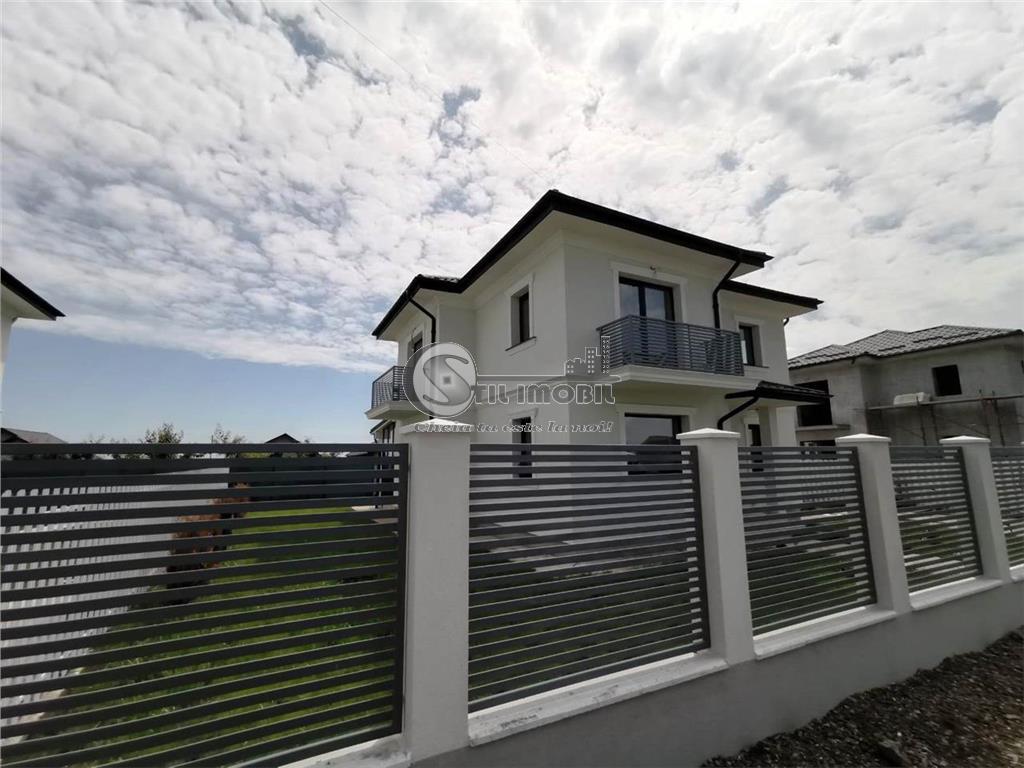 Vila model deosebit Valea Ursului - Vorovesti