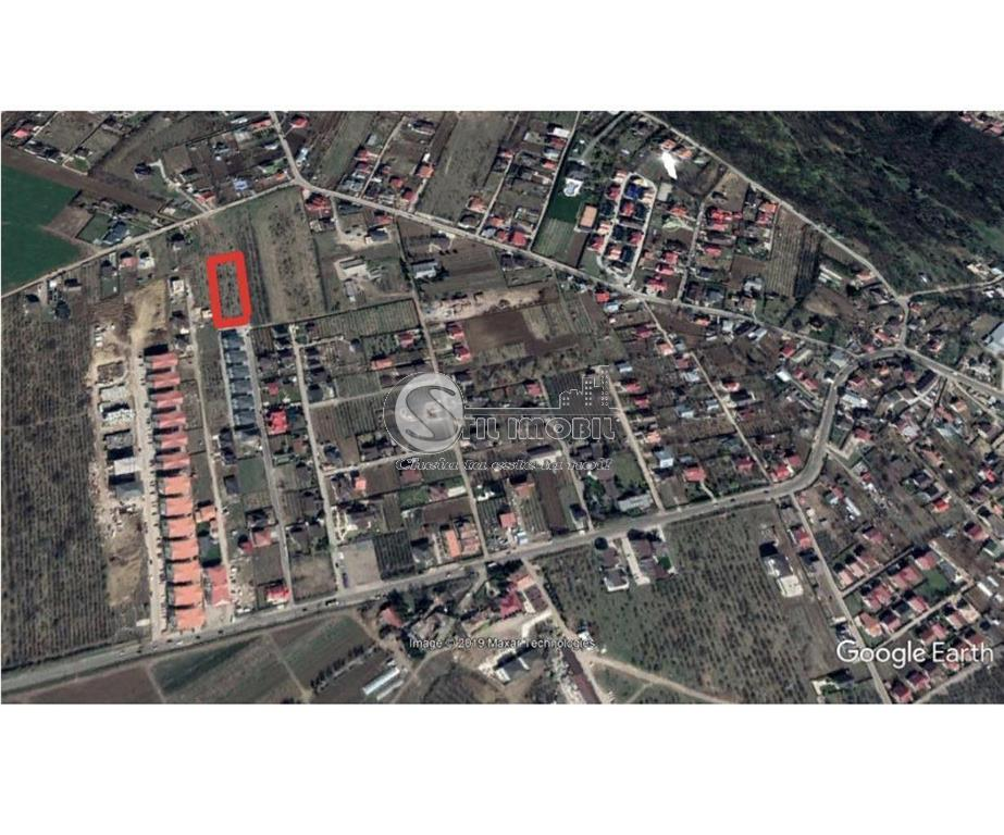 110e/mp Galata teren intravilan 3731 mp puz in lucru 5 blocuri p+2