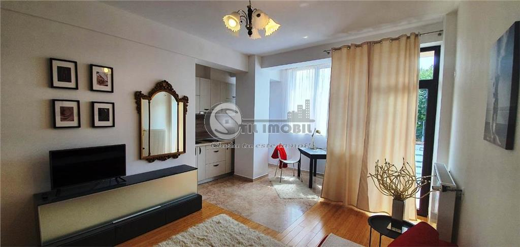 Apartament 1 camera Copou - Exclusive Residence
