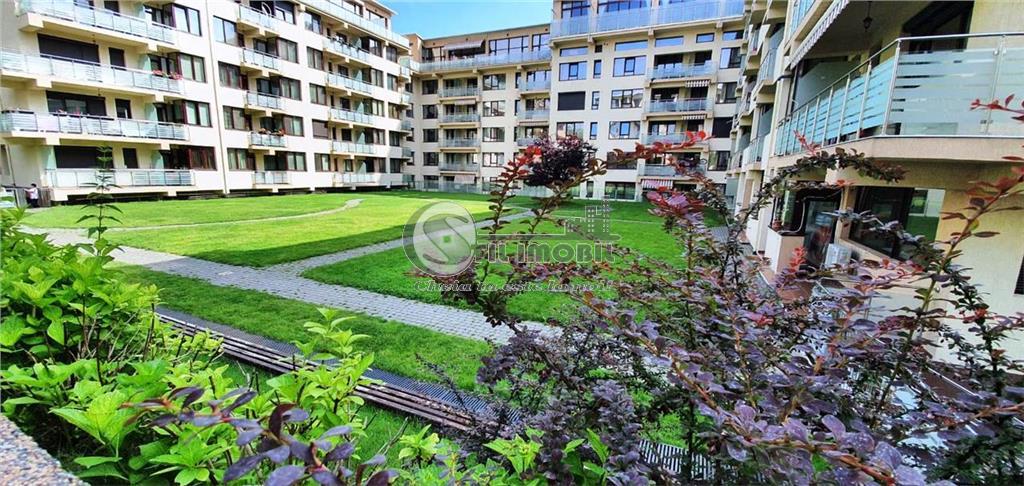 Apartament 2 camere Copou Exclusive Residence cu terasa