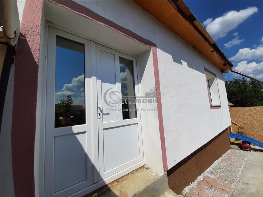 CASA LETCANI 3 CAMERE 470 MP TEREN 55.000 EURO
