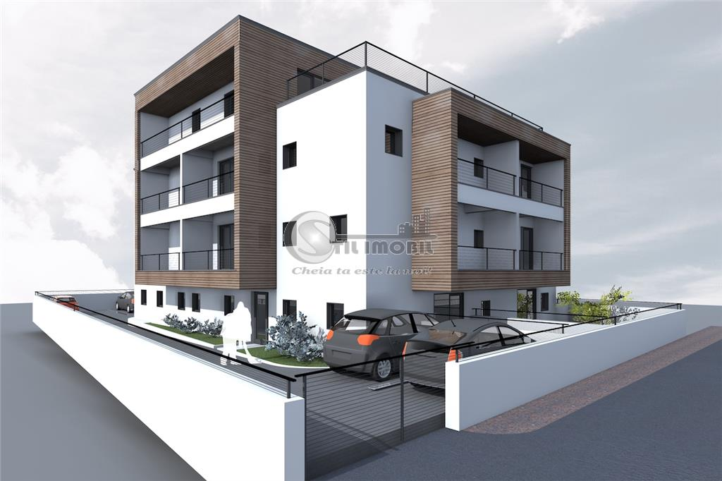 Apartament o camere Granit - 34.800Euro