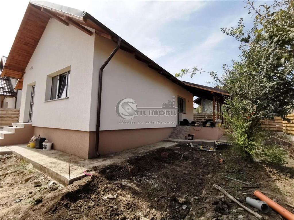 Casa Individuala 75000euro Lunca Cetatuii