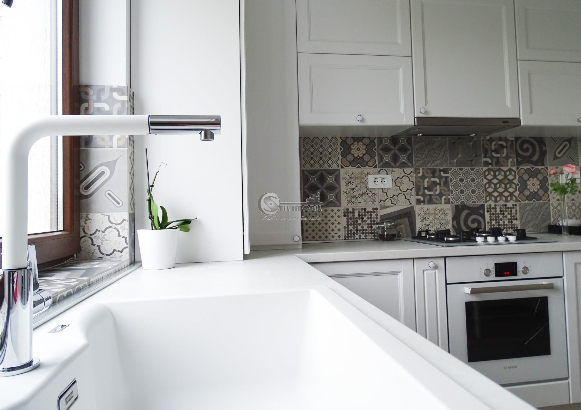 Apartament 2 camere , 52mp,Nicolina Galata -platou