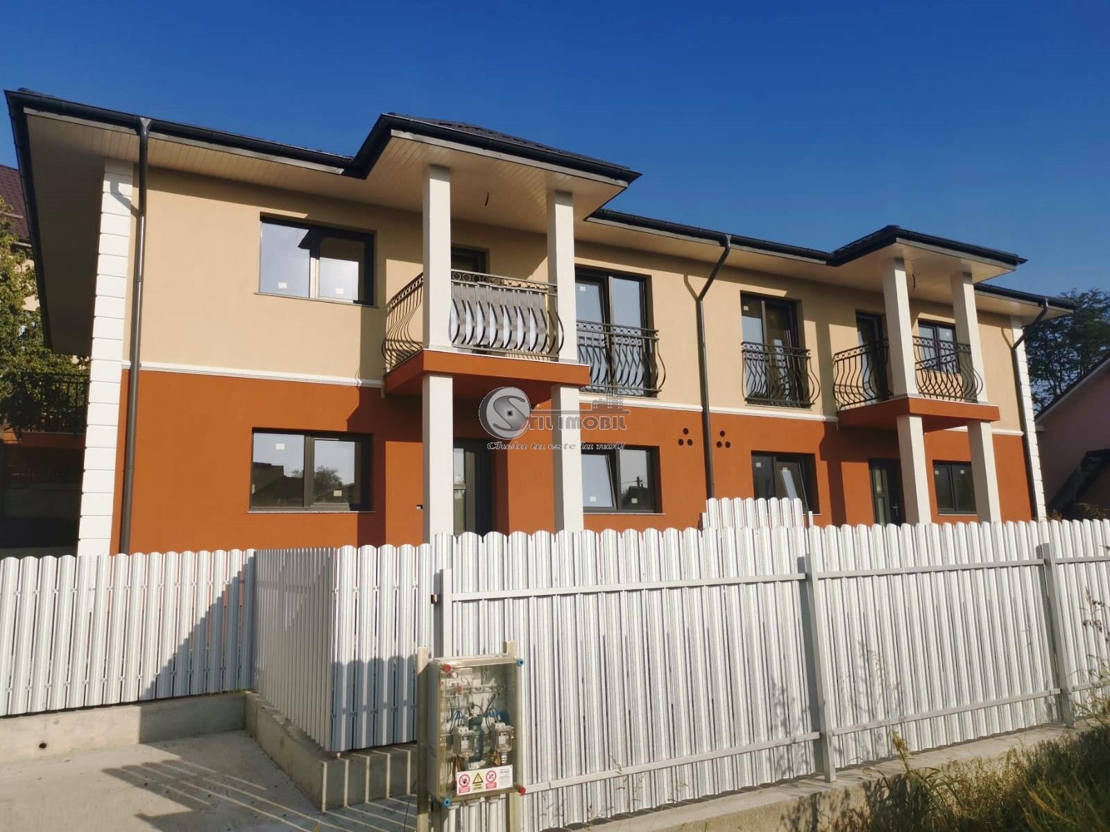 Vila duplex 4 camere Horpaz