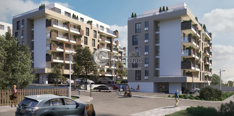 Apartament Premium 2 camere, 5 minute Podul de Fier, Bloc 2020.