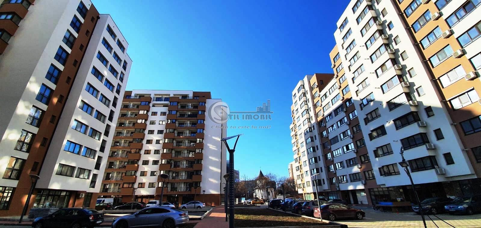 Apartament 2 camere decomandat Bloc NOU- Tatarasi