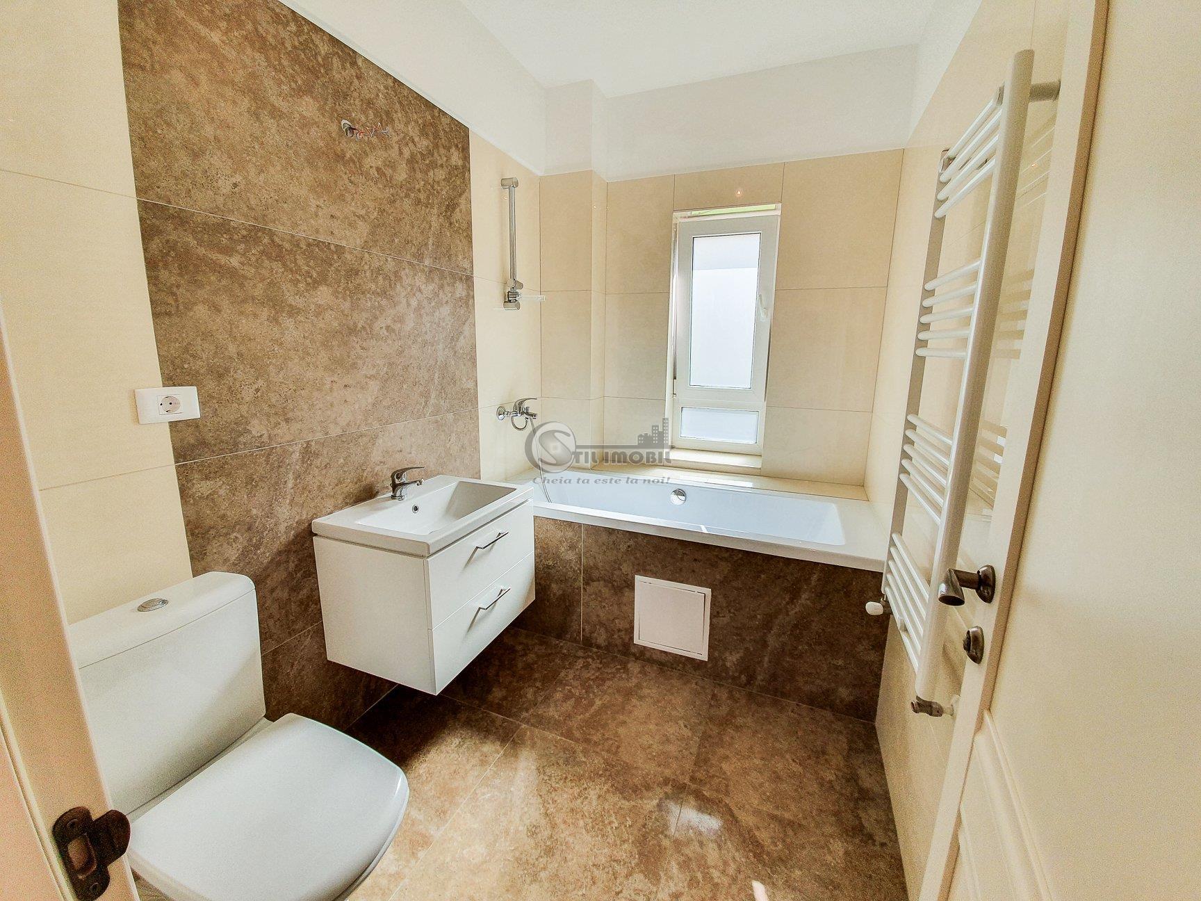 Apartament 1 camera decomandat, Popas Pacurari, bloc nou finalizat