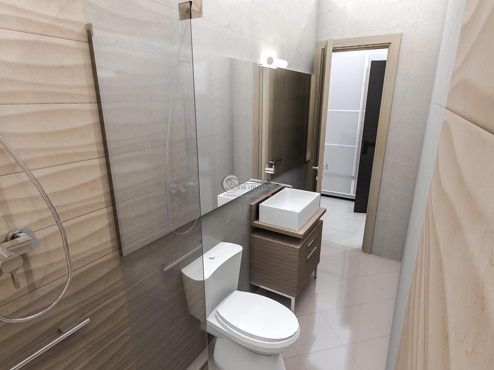 Apartament 1 camera 48mp in Copou Agronomie, Complex Rezidential Nou