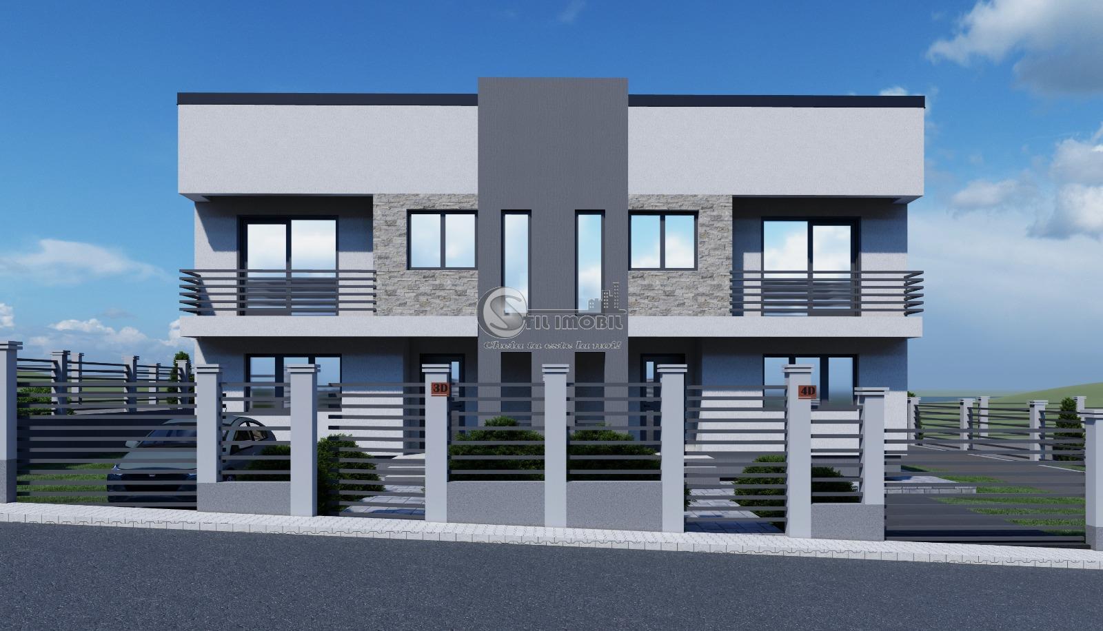 Vila tip duplex Premium