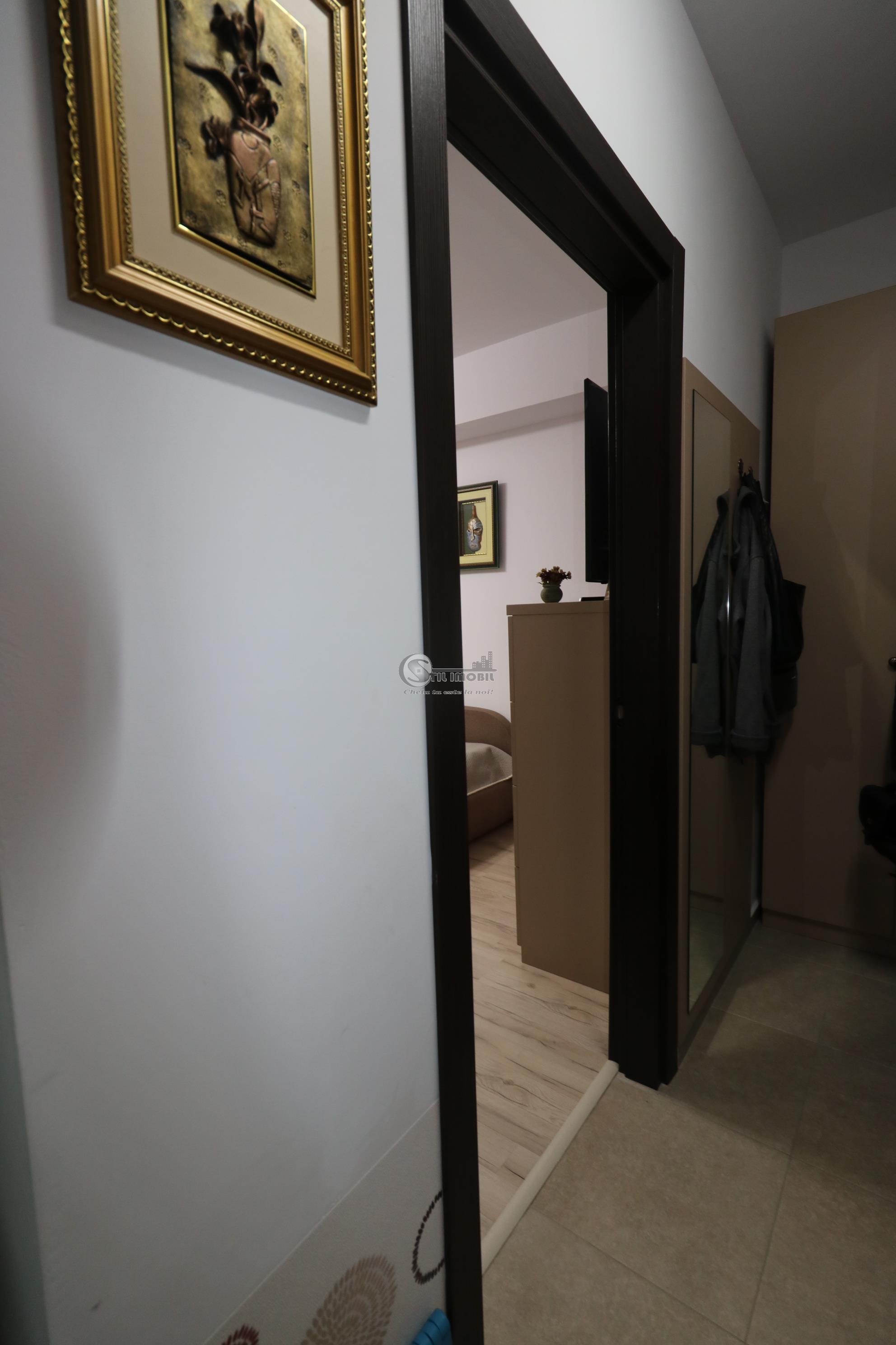 Apartament1 camera,mobilat utilat Bucium Lidl