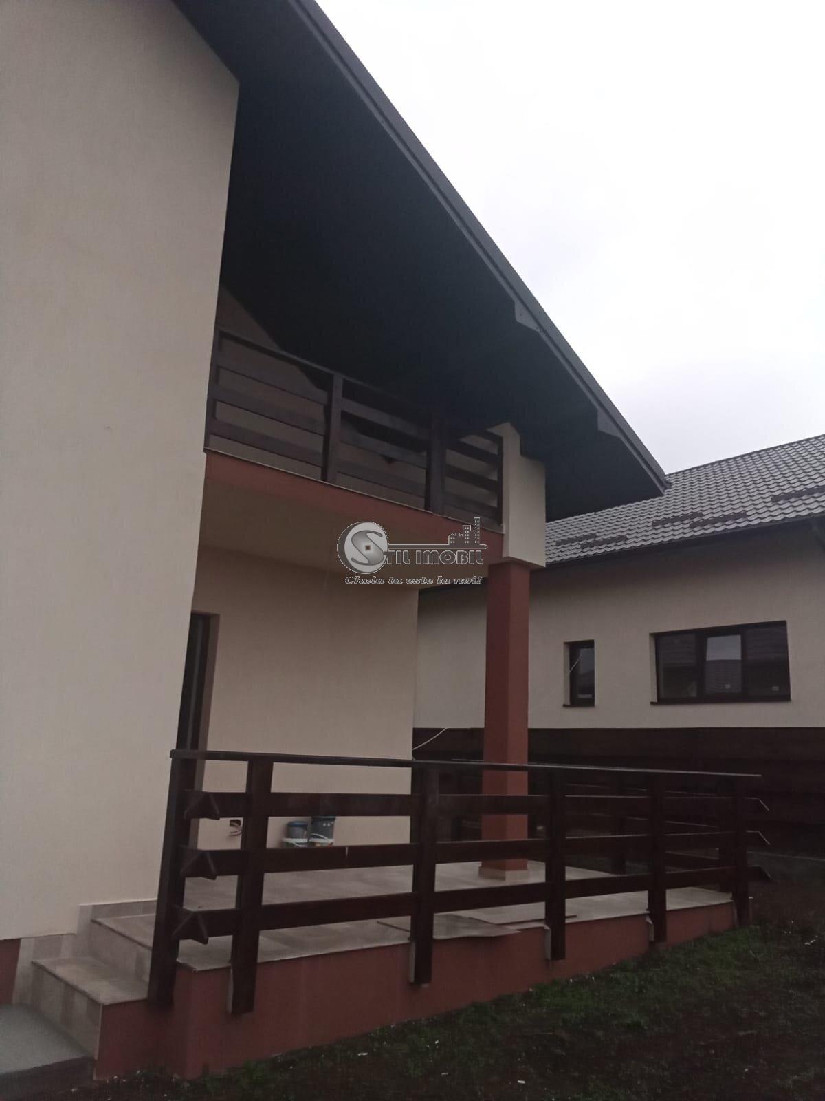 Casa individuala 4 camere, Valea Lupului 120MP + 500MP teren gradina