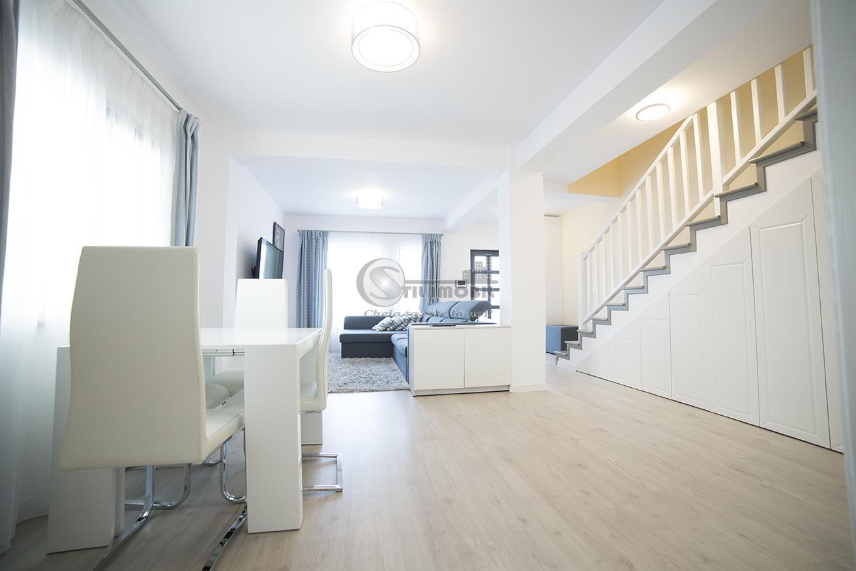 Duplex 4 camere - 103mp, zona Bucium