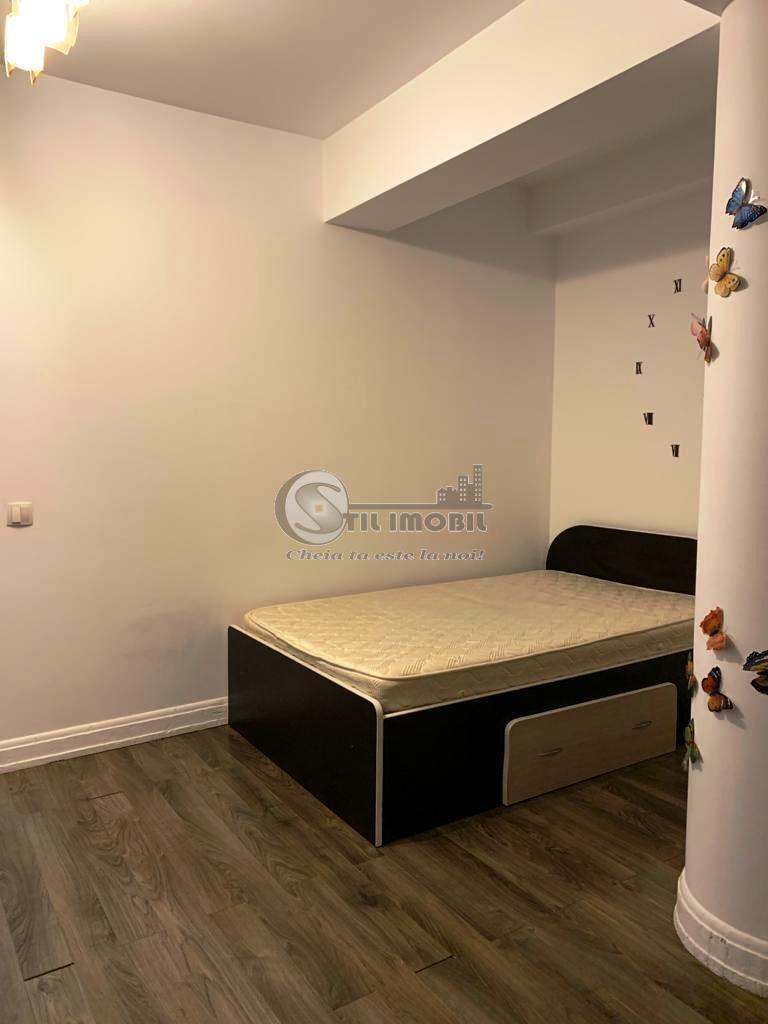 Apartament 3 camere, Bucsinescu,Bloc nou-Mutare imediata