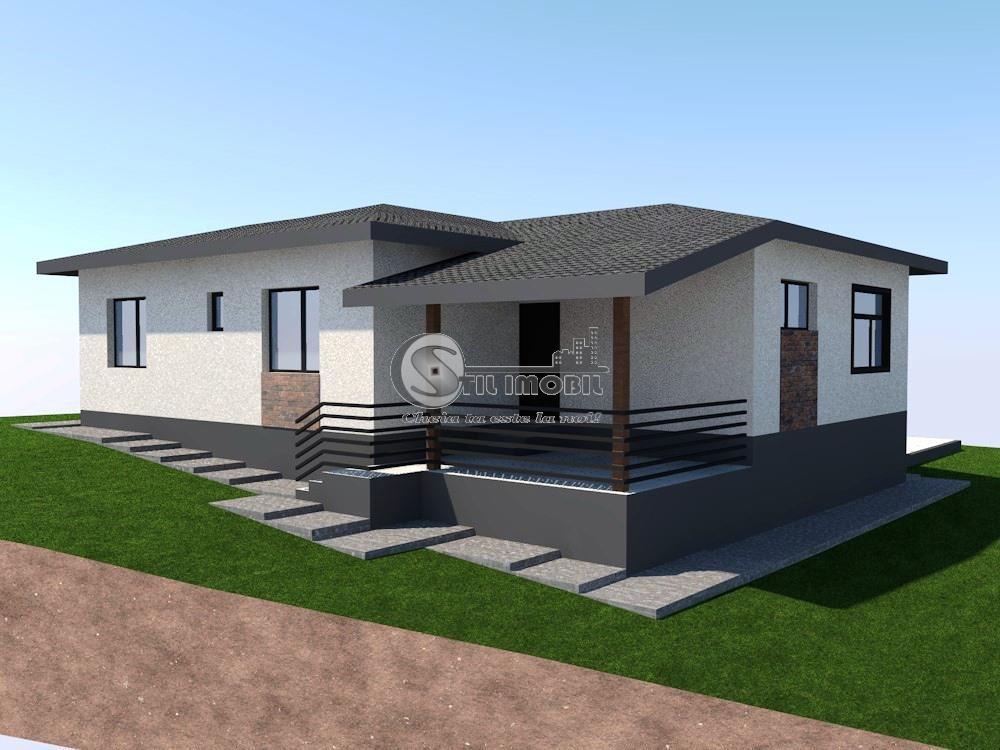 Casa 4 camere si garaj Valea Adanca