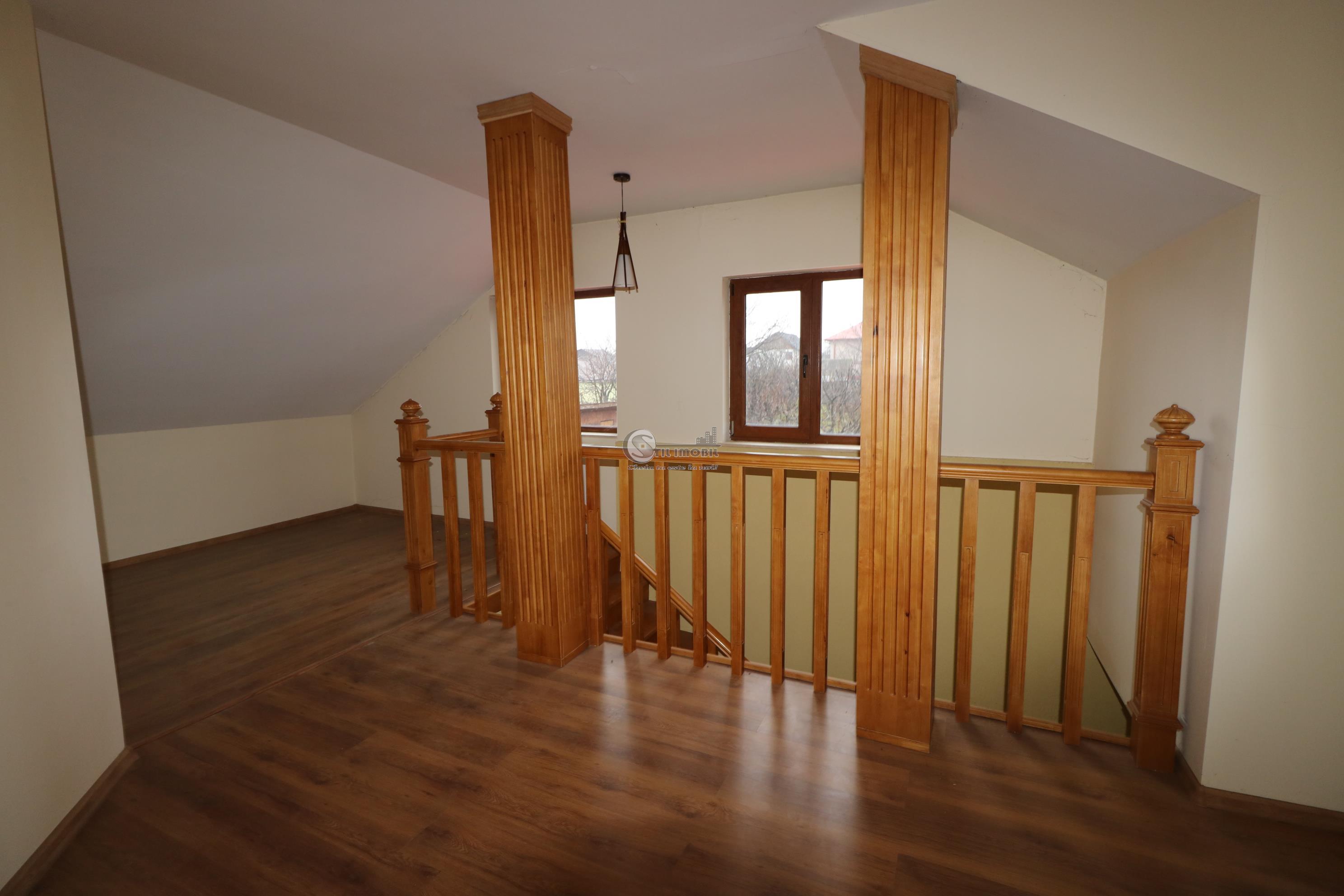 Vila individuala,5-6 camere, crama ,teren Iasi -Miroslava