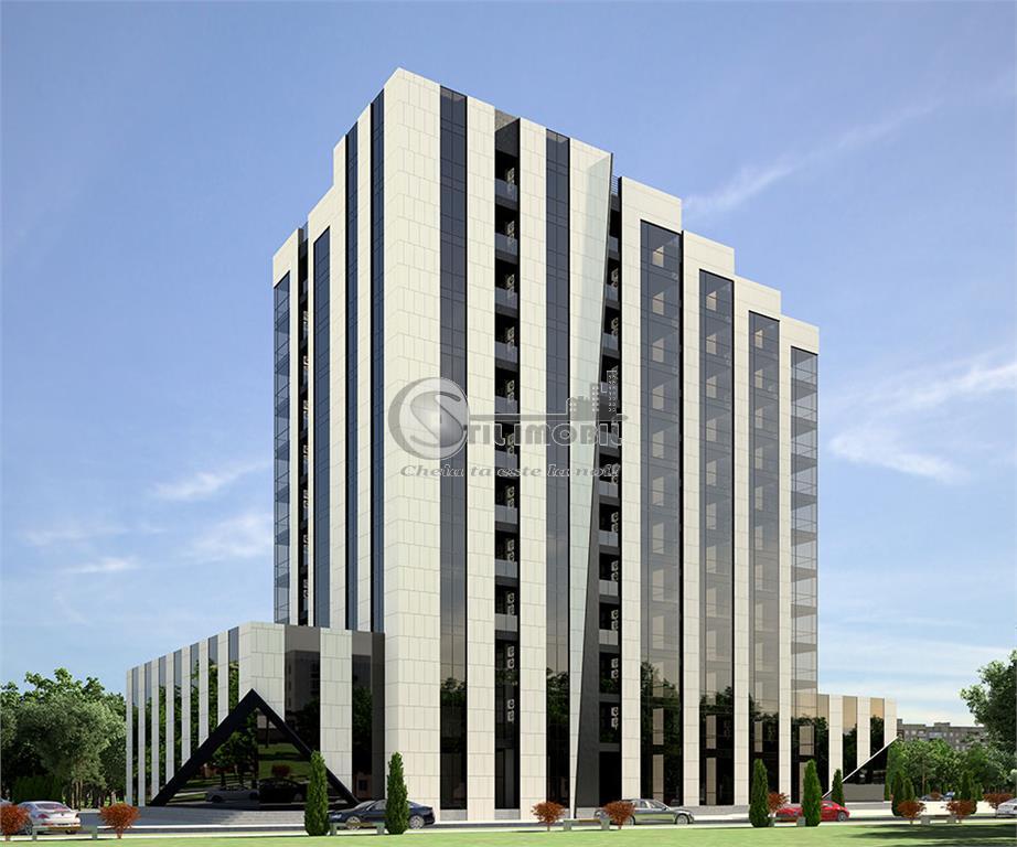 Copou - Apartamente Noi - 2 camere - 71mp