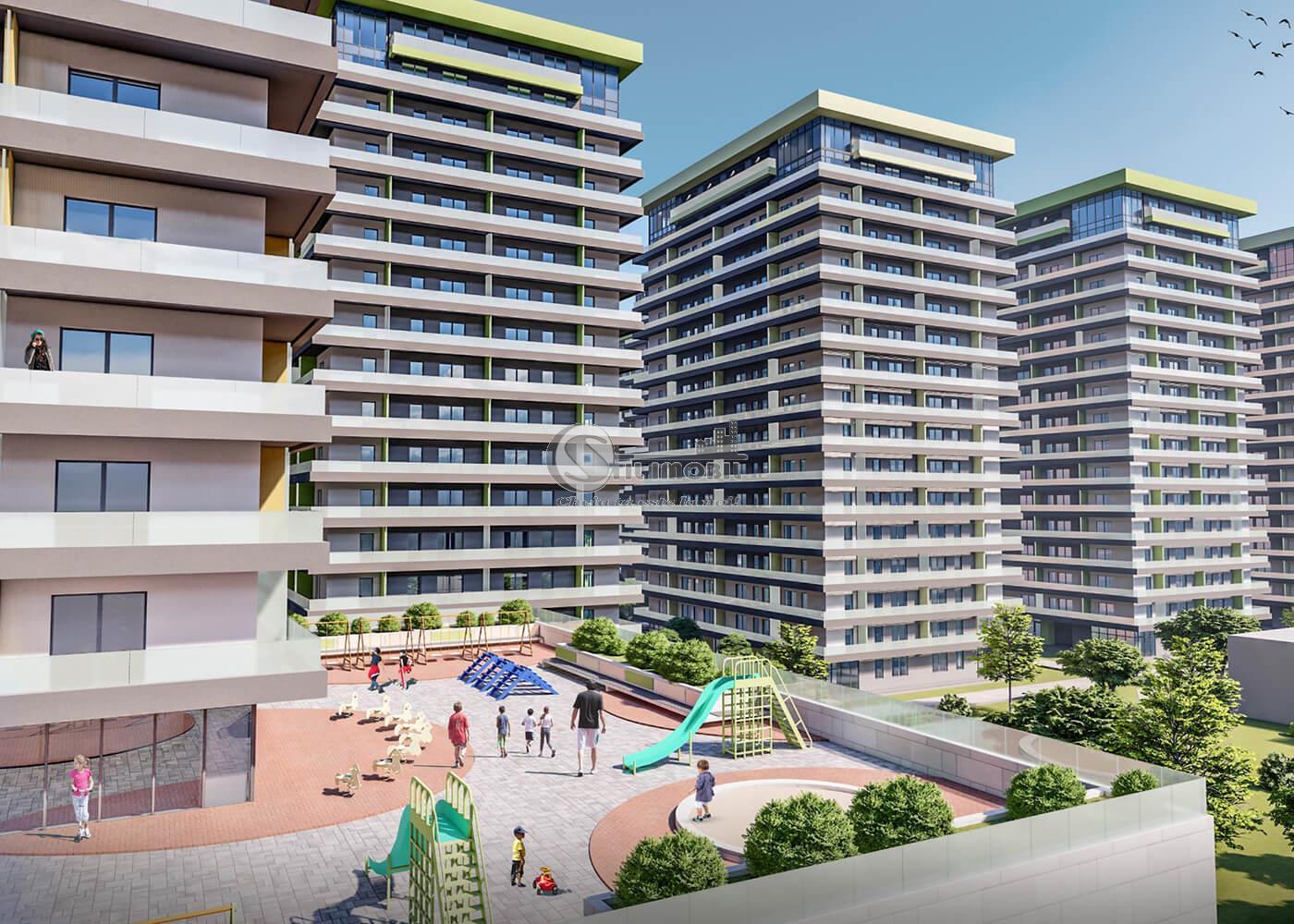 Apartamente Noi - 2 camere - 46500 euro - 8 minute de Piata Unirii