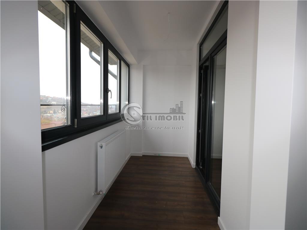 Apartament 3 camere 80mp - incalzire in pardoseala - 2bai