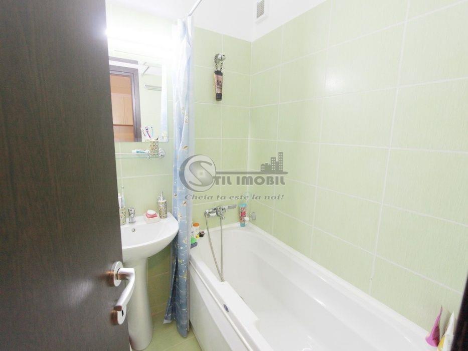 Apartament 2 camere cu terasa, mobilat si utilat, Tatarasi Flora