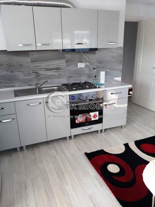 Apartament 1 camera mutare imediata cartier Visoianu, 37000 euro