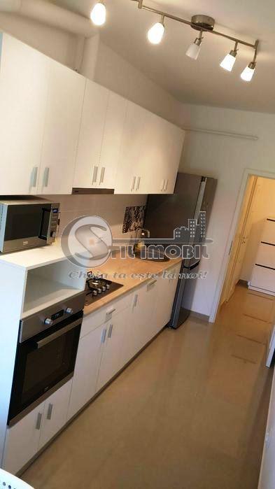 Apartament 1 camera, 42 mp, Cris Estate - Bucium, 47000 euro