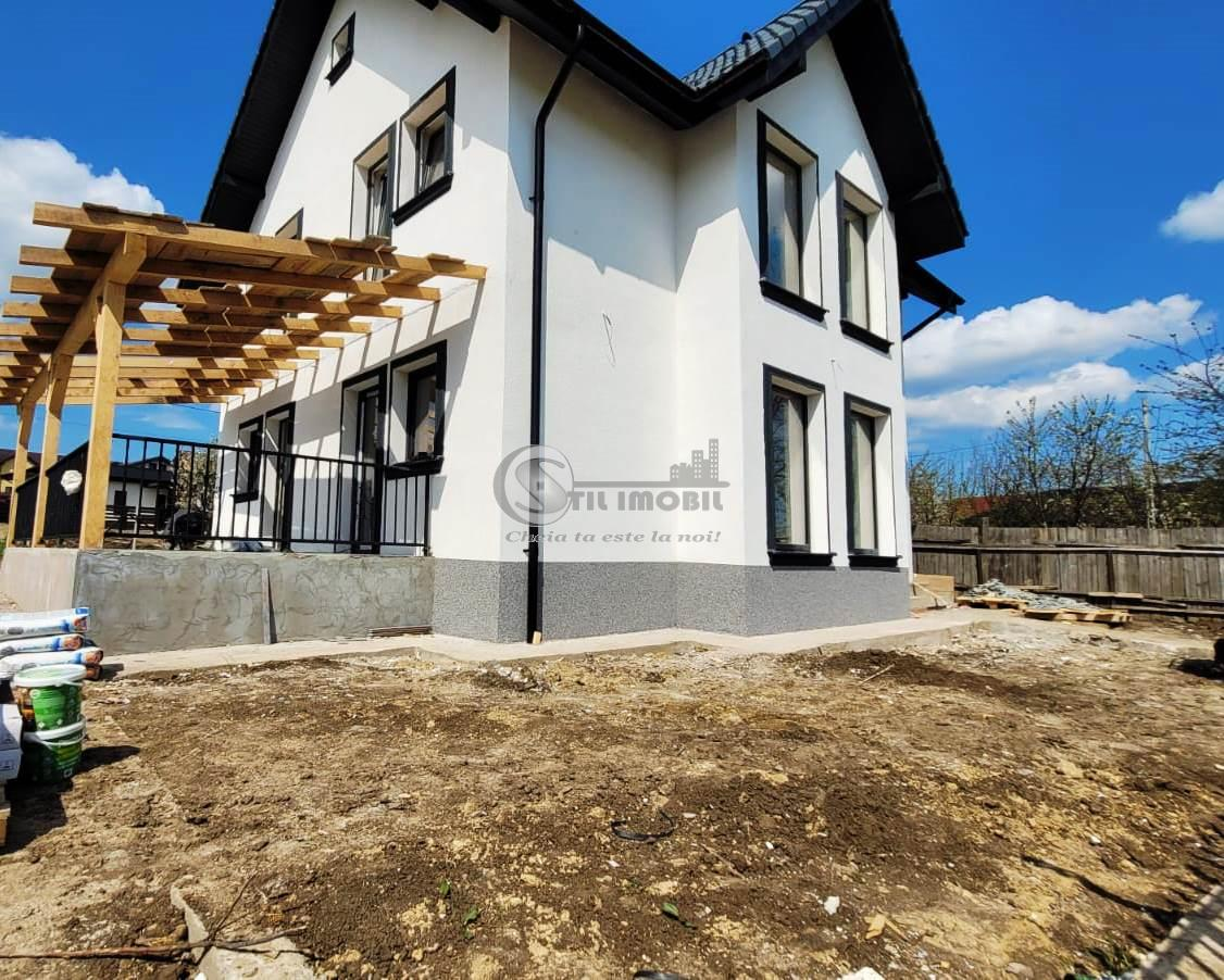 Vila Individuala 4 camere zona Valea Adanca